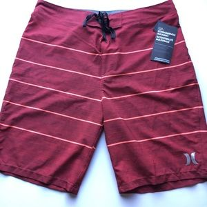 32 waist Hurley board shorts Phantom